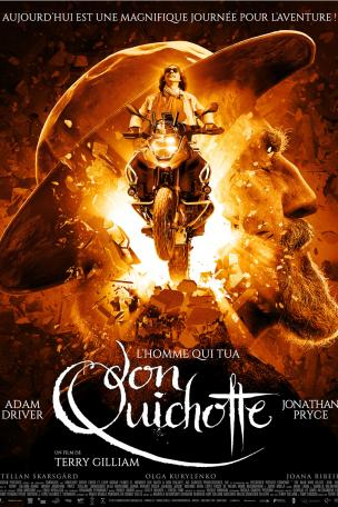 entre chien et loup -The Man Who Killed Don Quixote