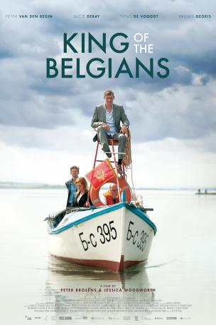 entre chien et loup -King of the Belgians