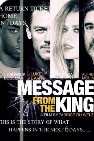 entre chien et loup -Message from the King