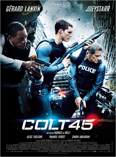 Colt 45 (2014) Bluray Subtitle Indonesia