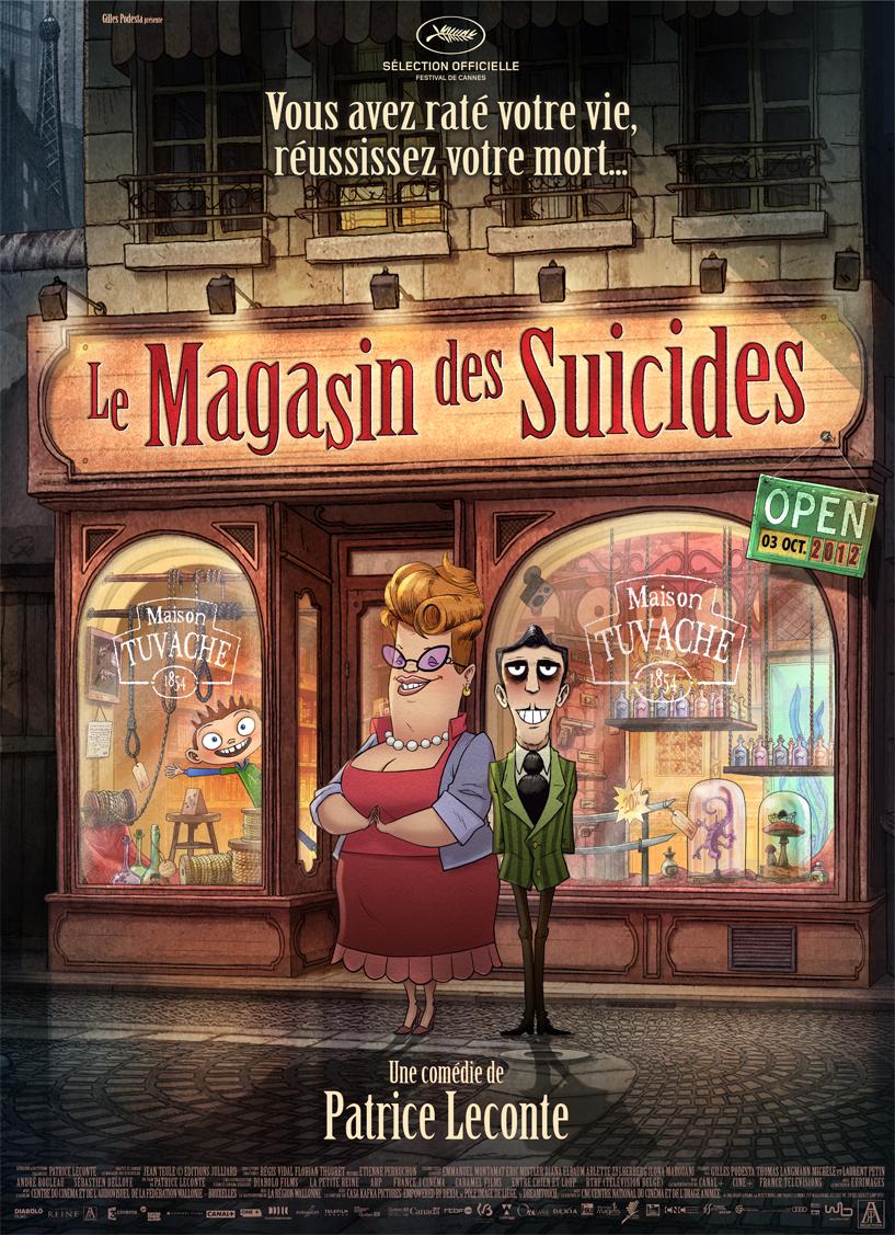 Cửa Hàng Tự Sát (2012) Full Hd - The Suicide Shop